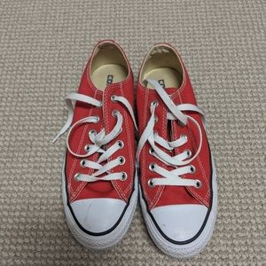 Converse Chuck Taylor All Star Shoes (Red)